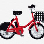 自転車に二人乗りで帰る